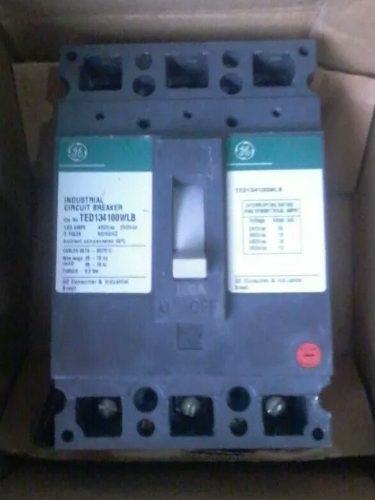 Breakers Trifasico 100amp, 150amp, 200amp General Electric