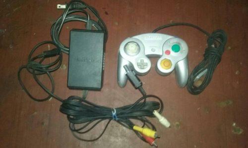 Control, Adaptador, Y Cable De Video Para Game Cube