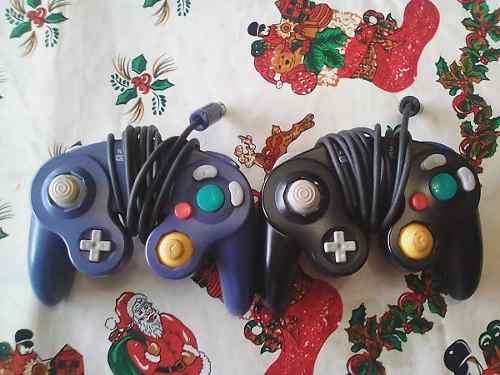 Controles Nintendo Gamecube Originales