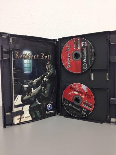 Juego Original Gamecube Resident Evil 1