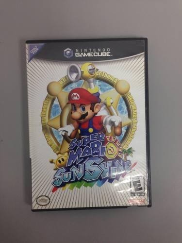 Juego Original Gamecube Súper Mario Sunshine