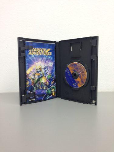 Juego Original Gamecube Starfox Adventures Completo