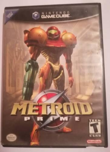 Metroid Prime Juego Original Para Game Cube