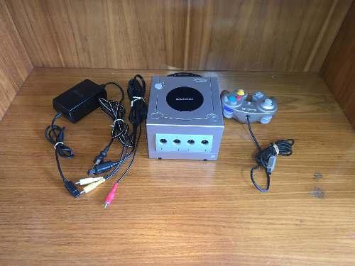 Nintendo Gamecube Orginal Color Gris