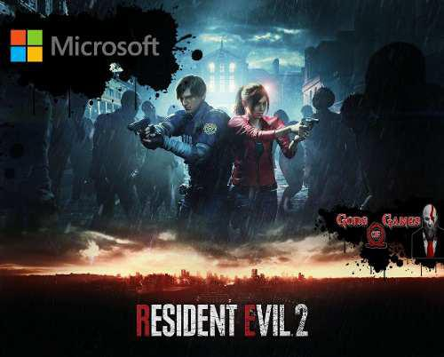 Resident Evil 2 Remake Para Pc