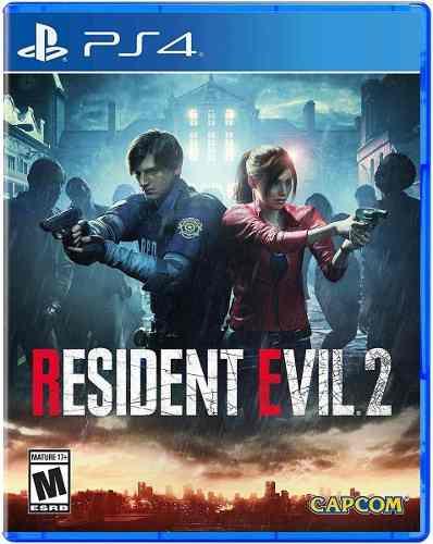 Resident Evil 2 !nuevo Sellado En Tienda¡