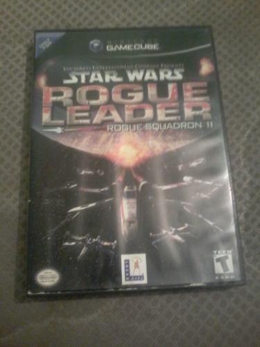 Star Wars Rogue Leader / Nintendo Gamecube