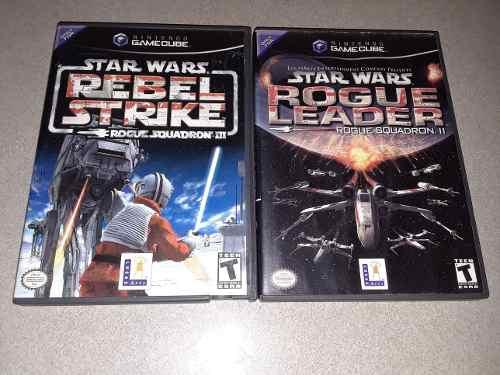 Star Wars Rogue Leader / Rebel Strike / Nintendo Gamecube