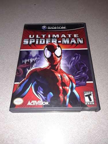 Ultimate Spider-man / Nintendo Gamecube Wii