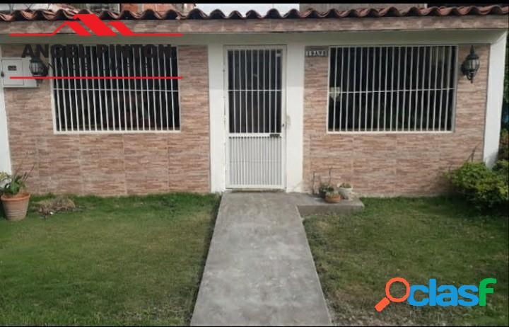 CASA VENTA EL TRIGAL CABUDARE API 4231