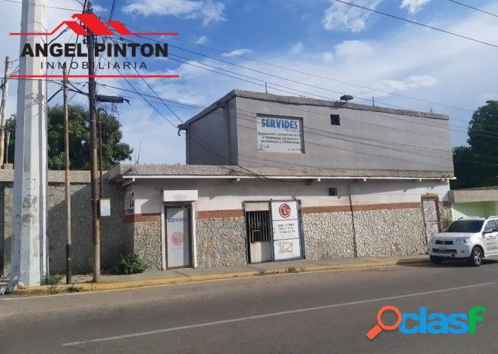 LOCAL COMERCIAL ALQUILER VERITAS MARACAIBO API 4003
