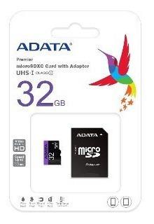 Memoria Micro Sd Adata 32gb