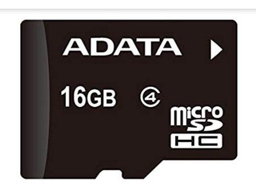 Memoria Micro Sd De 16gb