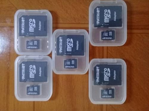 Memoria Micro Sd Patriot 32 Gb