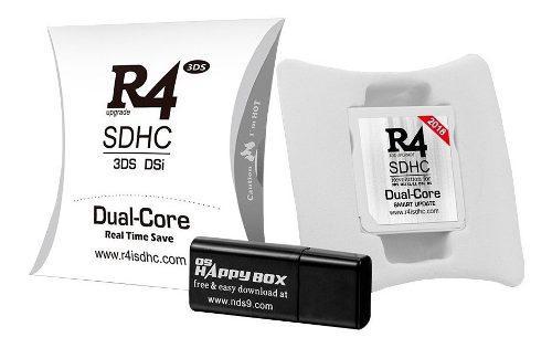 Memoria R4 Para Dsi 3ds Dual Core