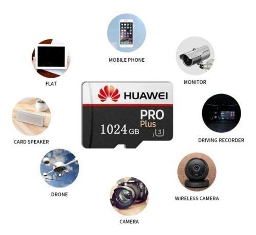Memorias Micro Sd Huawei De 1 Tb O  Gb.