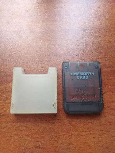 Memoricard De Playstation 1, Usada En Buen Estado, 1,50vds