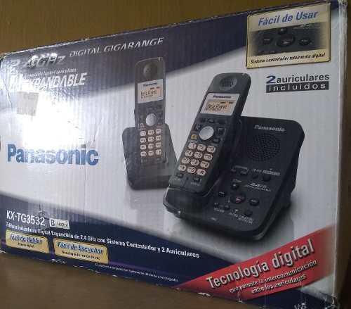 Teléfono Inalámbrico Digital Expandible De 2.4 Ghz