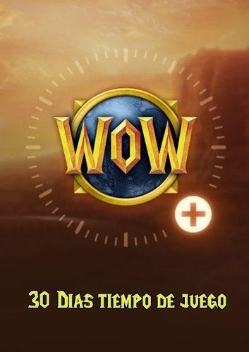 Tiempo De Juego World Of Warcraft Y Classic