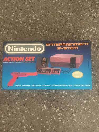 Vendo Nintendo Para Coleccionistas Está A-1.