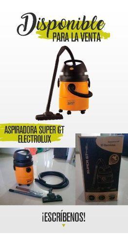 Aspiradora Super Gt Electrolux