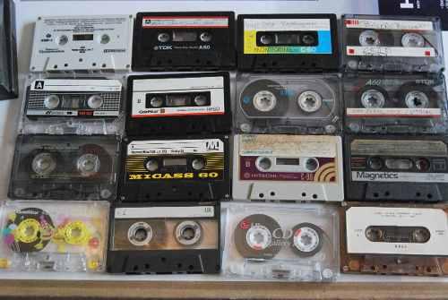 Cassettes Para Grabar Deck Normal Bias 2$ X 3 Unidades