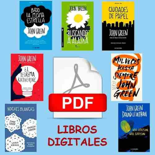 Colección Libros Digitales Novelas Románticas Juveniles