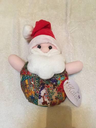 Hermoso Santa Claus Caramelero Para Colgar