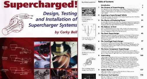 Manual Del Turbo, Supercargadores E Intercoolers