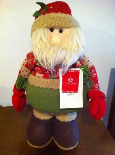 Peluche De Navidad San Nicolas Christmas Colletion