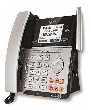 Telefono At&t Dect 6.0 Identificador Llamada Espera