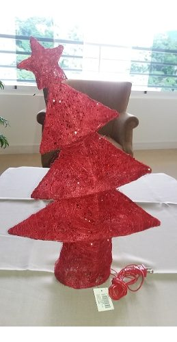 Árbol De Navidad Con Luz Importado Nuevo