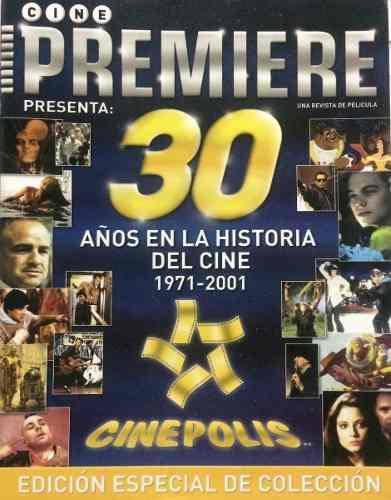 30 Años La Historia Del Cine 1971