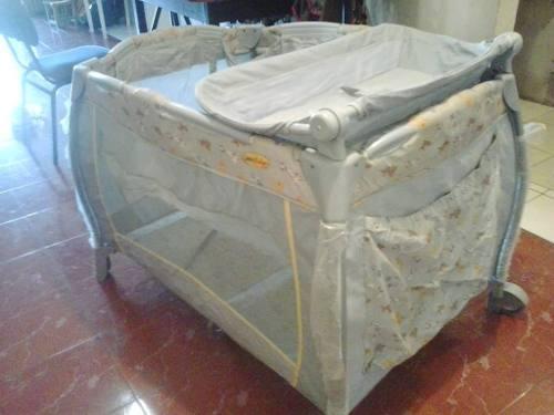 Corral Cuna Marca Gama Baby Poco Uso (65v)