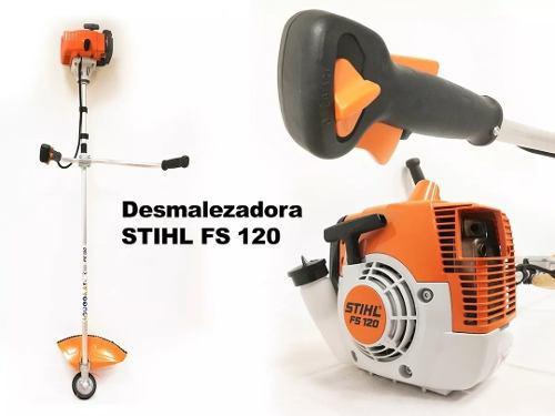 Desmalezadora Stihl Fs120 / Fs160 Original.. Somos Tienda!!