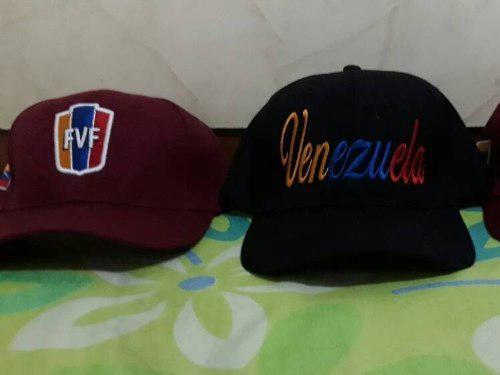Gorras De Venezuela, La Vinotinto, Tricolor, Fvf