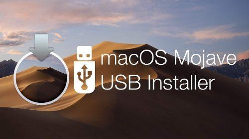 Mac Os Mojave Instalador En Pen Drive Usb De 16 Gb