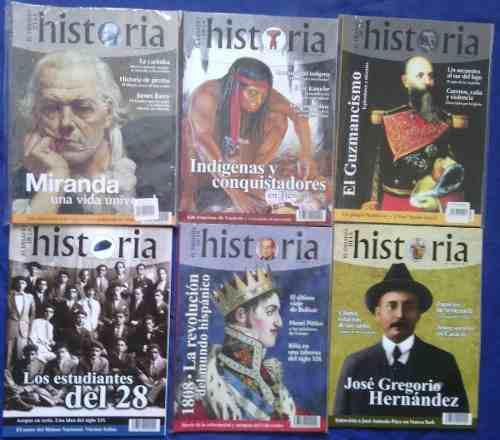 Oferta Lote De 25 Revista El Desafió De La Historia Nuevas