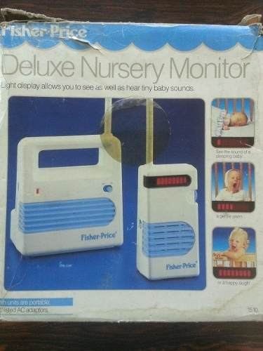Radio O Monitor Para Bebes Fisher Price