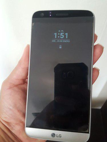 Android Lg G5, Plateado
