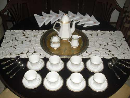 Juego De Cafe. Pocelana Bavaria