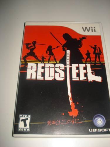 Juego De Coleccion Red Steel Para Nintendo Wii