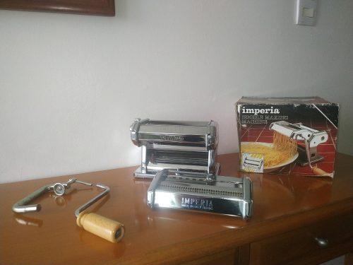 Maquina Italiana Para Hacer Pastas Marca Imperia