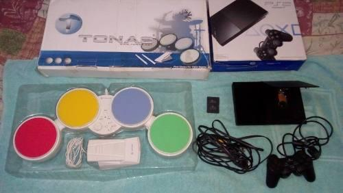Play Station 2 Original Con Accesorios