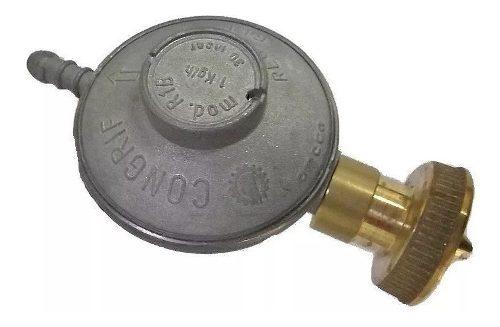 Regulador De Gas Lp Concrif Boca Ancha Clip-on 10kg. Oferta