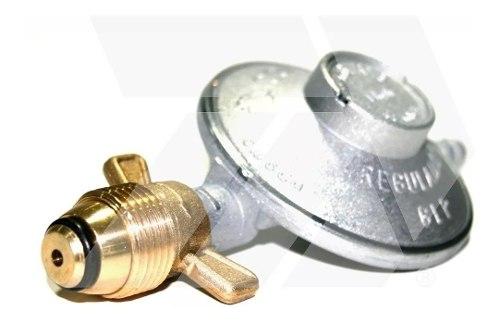 Regulador Mariposa Gas Doméstico Tipo Pol R1b-p Bombona
