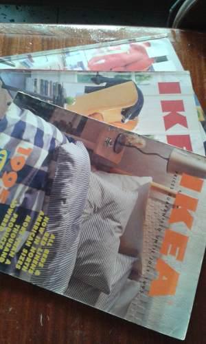 Revistas De Decoración Ikea De 1995 1996 1998