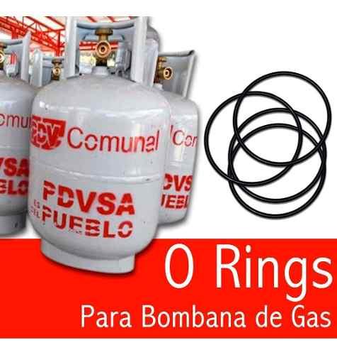 Sello Orings Para Bombona De Gas Domestico (400 Unds)