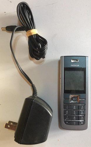 Teléfono Celular Nokia 6235 Para Reparar O Repuestos