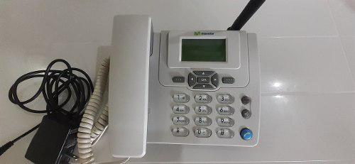 Teléfono Fijo Movistar Huawei Ets3125s Sin Línea